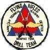 Flying Rifles Drill Team, NAS Millington, TN