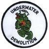 Basic Underwater Demolition/Seal (BUDS) School (Staff), Naval Special Warfare Center (Staff)