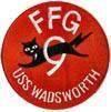 USS Wadsworth (FFG-9)