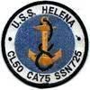 USS Helena (CL-50)