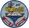USS Coral Sea (CVA-43)