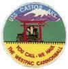 USS Castor (AKS-1)