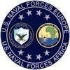 Commander Naval Forces Europe/Commander Naval Forces Africa (COMNAVEUR/COMNAVAF)