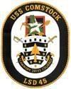 USS Comstock (LSD-45)