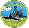 USS Borie (DD-704)