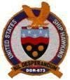 USS Hawkins (DDR-873)